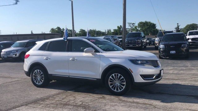 2016 Lincoln MKX Select 3.7L V6 Ti-VCT Engine 4 Door Automatic AWD
