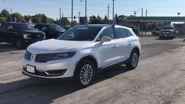 2016 Lincoln MKX Select AWD 4 Door SUV 3.7L V6 Ti-VCT Engine Automatic