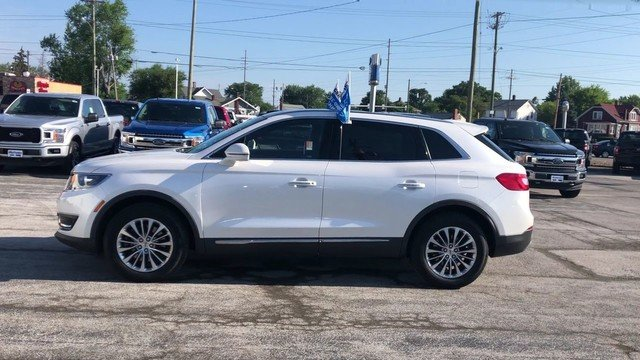 2016 Lincoln MKX Select 4 Door 3.7L V6 Ti-VCT Engine Automatic