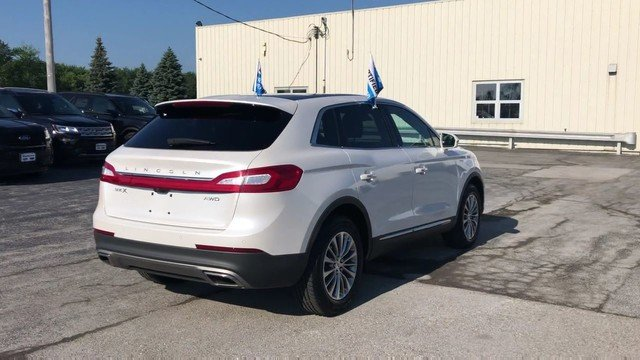 2016 Lincoln MKX Select Automatic AWD 4 Door 3.7L V6 Ti-VCT Engine SUV