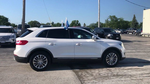 2016 Lincoln MKX Select Automatic SUV 3.7L V6 Ti-VCT Engine