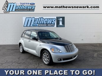 2010 Chrysler PT Cruiser Classic 4dr Wgn 4 Door Van Automatic 2.4L 4-Cylinder Engine
