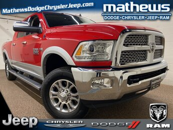 2014 Ram 2500 Laramie 4 Door Automatic Truck 6.4L V8 Engine 4X4