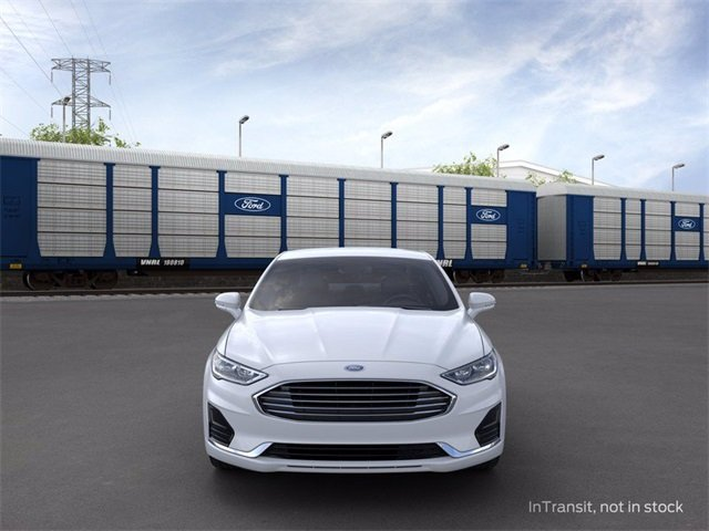 2020 Ford Fusion SEL 1.5 L 4-Cylinder Engine Sedan FWD