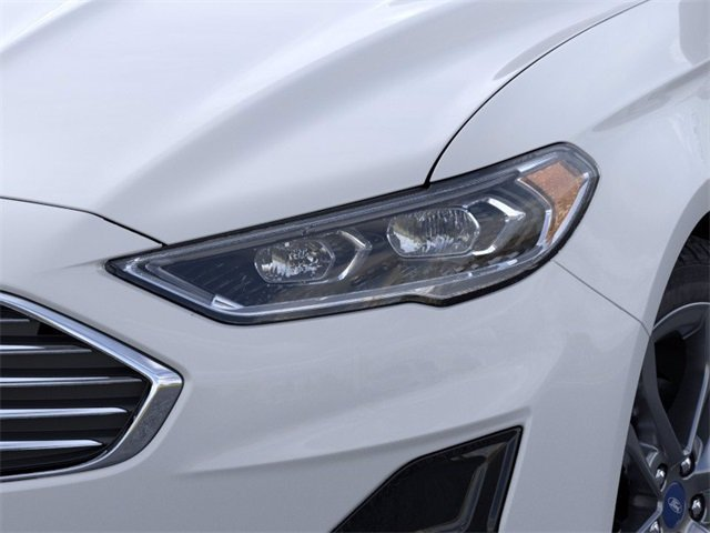 2020 OXFORD_WHITE Ford Fusion SEL Sedan 1.5 L 4-Cylinder Engine Automatic 4 Door