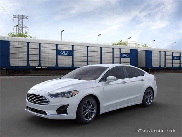 2020 Ford Fusion SEL FWD Sedan 1.5 L 4-Cylinder Engine