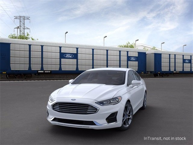 2020 Ford Fusion SEL Automatic 1.5 L 4-Cylinder Engine 4 Door FWD Sedan