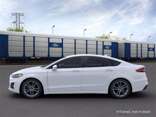 2020 Ford Fusion SEL 4 Door Automatic 1.5 L 4-Cylinder Engine