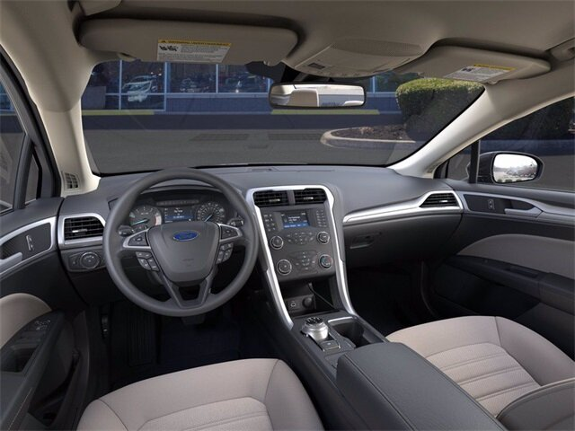 2020 Ford Fusion S 4 Door Automatic Sedan 2.5 L 4-Cylinder Engine FWD