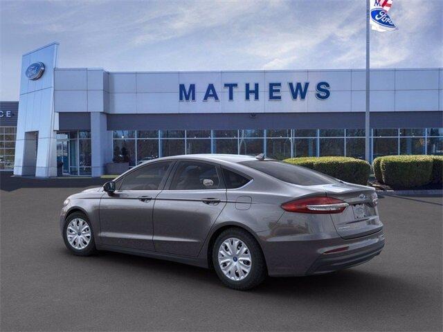 2020 Ford Fusion S Automatic Sedan FWD