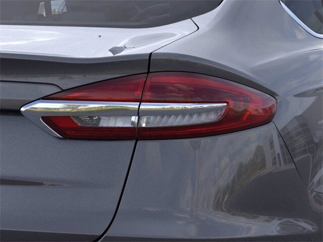 2020 Ford Fusion S FWD 2.5 L 4-Cylinder Engine Automatic
