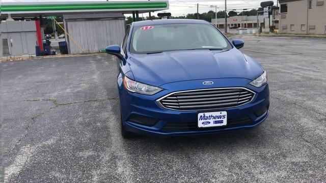 2017 Ford Fusion SE 2.5L IVCT Engine Automatic Sedan 4 Door