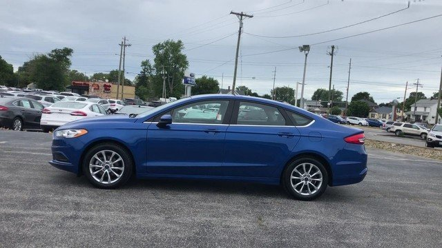 2017 Ford Fusion SE 4 Door Automatic 2.5L IVCT Engine
