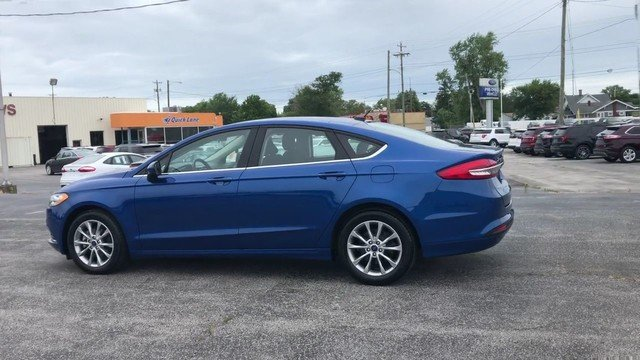 2017 Ford Fusion SE 4 Door Sedan FWD Automatic