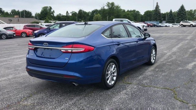 2017 Ford Fusion SE FWD 4 Door Sedan 2.5L IVCT Engine