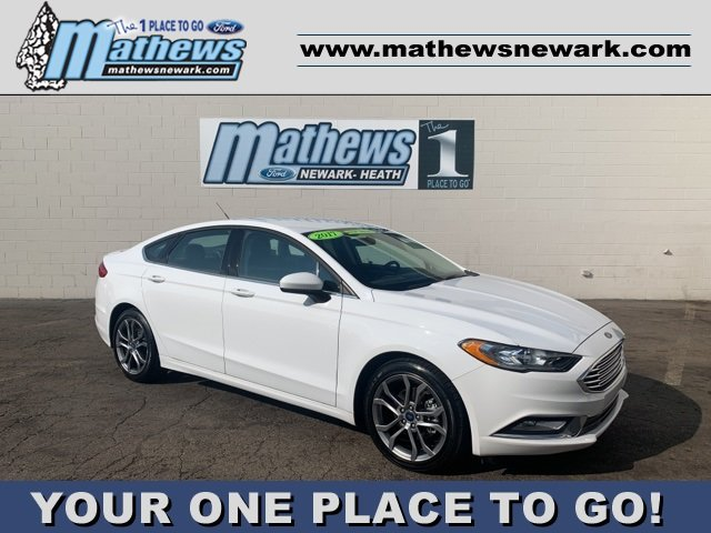 2017 Ford Fusion SE Sedan FWD 4 Door