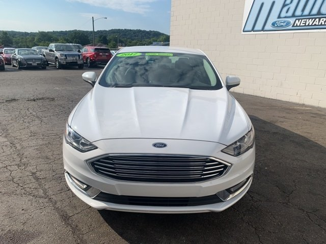 2017 Ford Fusion SE Automatic 2.5 L 4-Cylinder Engine FWD