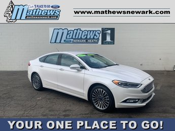 2017 Ford Fusion SE Car Automatic FWD