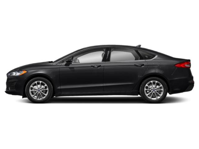 2020 Agate Black Metallic Ford Fusion SE Automatic 1.5 L 4-Cylinder Engine 4 Door