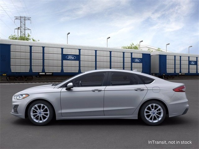 2020 Ford Fusion SE Sedan 4 Door FWD 1.5 L 4-Cylinder Engine Automatic