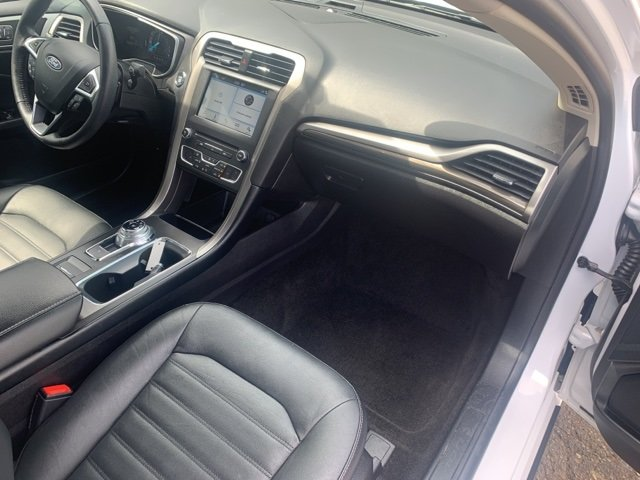 2018 Ford Fusion SE 1.5 L 4-Cylinder Engine Automatic 4 Door