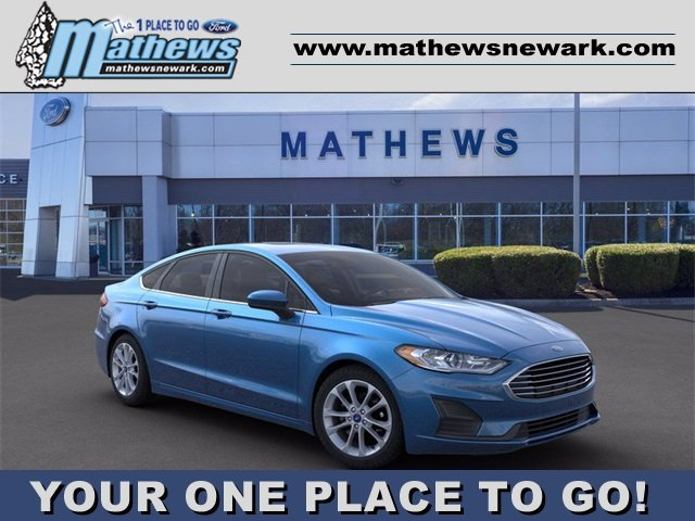 2020 Ford Fusion SE Automatic 1.5 L 4-Cylinder Engine 4 Door FWD