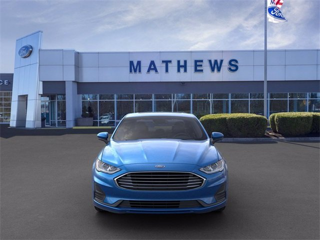 2020 Ford Fusion SE 1.5 L 4-Cylinder Engine Automatic Sedan