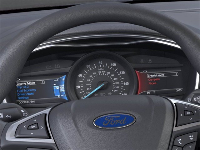 2020 Ford Fusion SE Automatic FWD 1.5 L 4-Cylinder Engine Sedan 4 Door