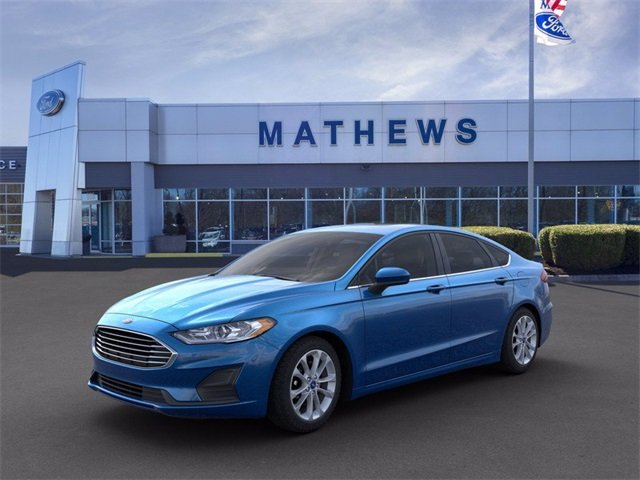 2020 Ford Fusion SE Sedan Automatic 4 Door FWD