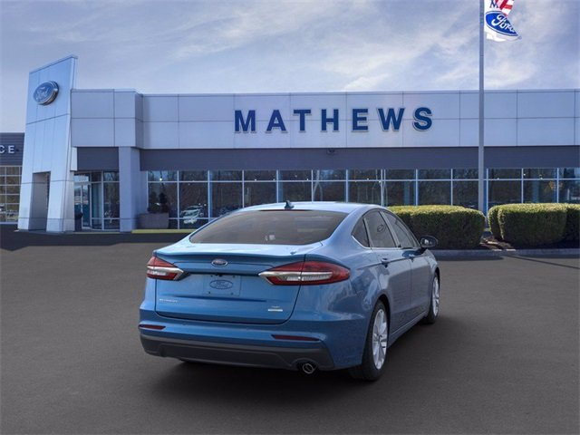 2020 Ford Fusion SE 4 Door Automatic 1.5 L 4-Cylinder Engine FWD Sedan