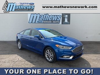 2017 Ford Fusion SE FWD Car Automatic 1.5 L 4-Cylinder Engine