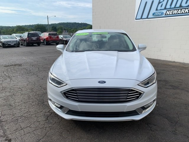 2017 Ford Fusion SE Sedan 4 Door FWD