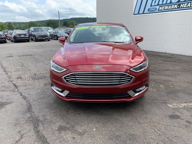 2017 Ford Fusion SE Automatic FWD 4 Door