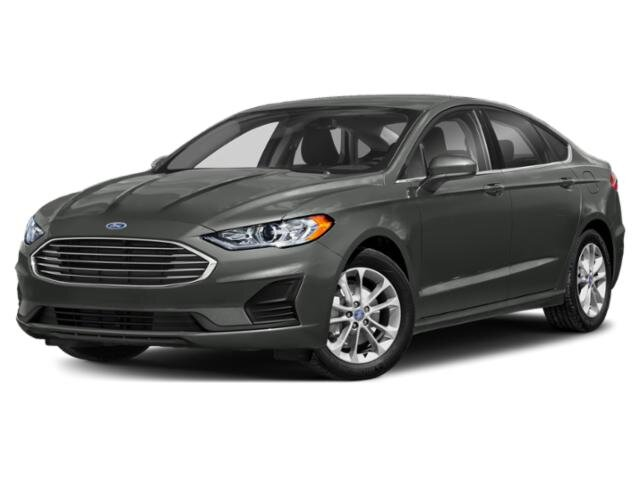 2020 Ford Fusion SE 1.5 L 4-Cylinder Engine Sedan 4 Door FWD