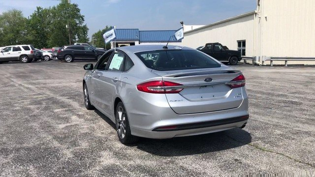 2017 Ford Fusion Hybrid SE 4 Door FWD Automatic