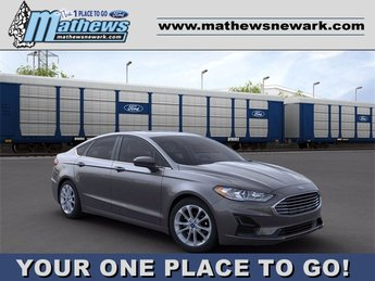 2020 Ford Fusion Hybrid SE 4 Door FWD Automatic (CVT) Car 2.0 L 4-Cylinder Engine