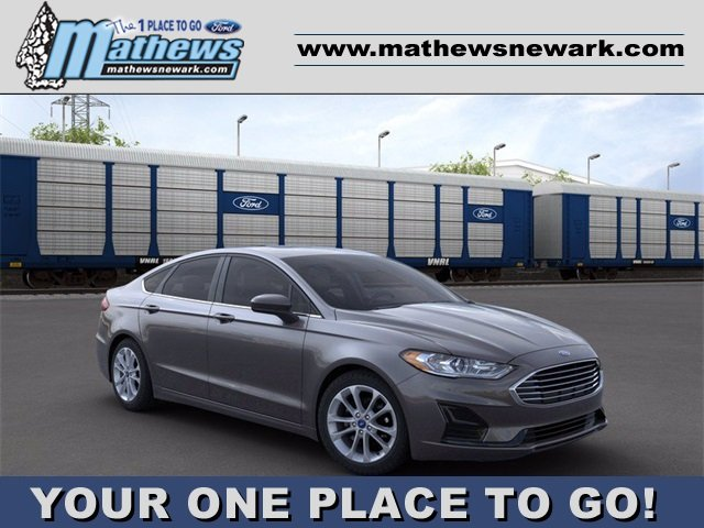 2020 Ford Fusion Hybrid SE 4 Door 2.0 L 4-Cylinder Engine FWD