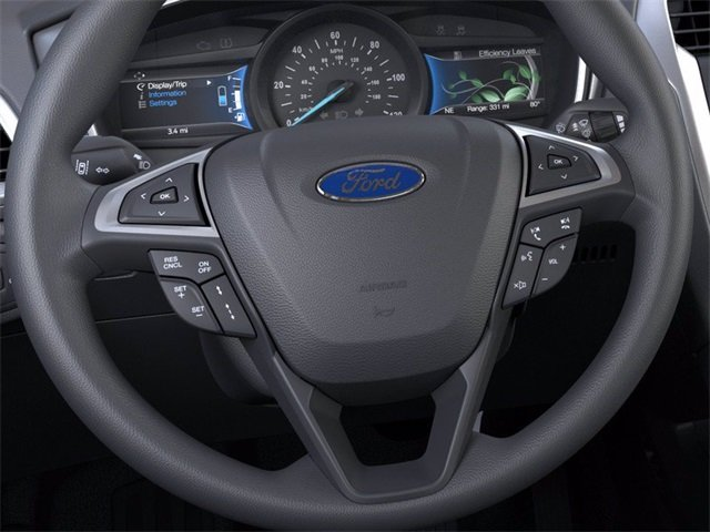 2020 Magnetic Metallic Ford Fusion Hybrid SE Sedan Automatic (CVT) 2.0 L 4-Cylinder Engine