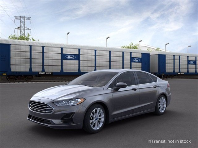 2020 Magnetic Metallic Ford Fusion Hybrid SE 4 Door 2.0 L 4-Cylinder Engine Automatic (CVT) Sedan