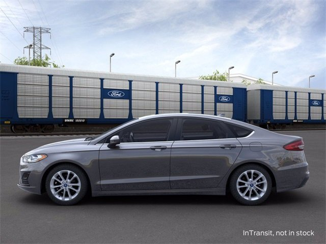 2020 Magnetic Metallic Ford Fusion Hybrid SE 2.0 L 4-Cylinder Engine 4 Door Automatic (CVT)