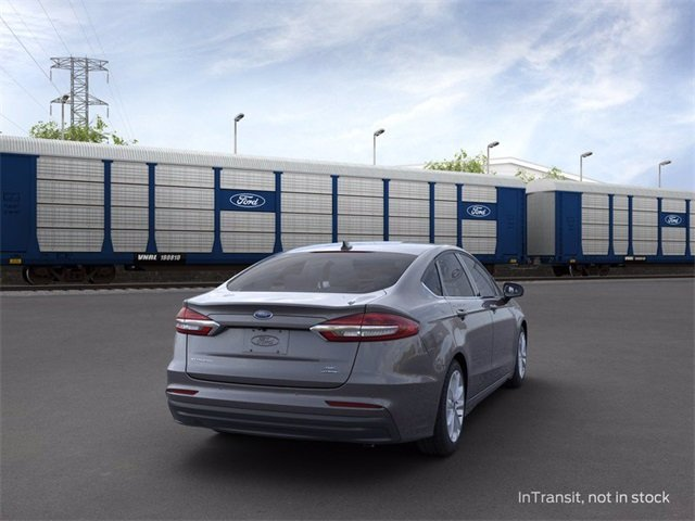 2020 Ford Fusion Hybrid SE Sedan Automatic (CVT) FWD 4 Door 2.0 L 4-Cylinder Engine