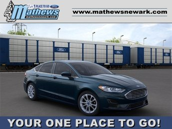 2020 Ford Fusion Hybrid SE Car 4 Door FWD