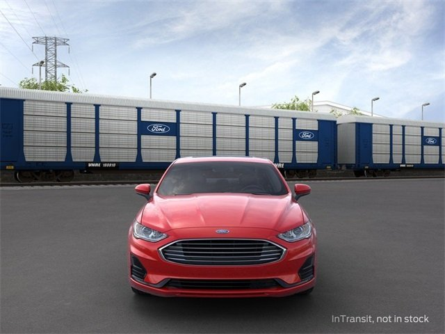 2020 Ford Fusion Hybrid SE 4 Door FWD Sedan Automatic (CVT)