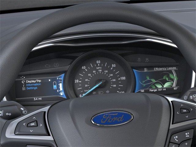 2020 Ford Fusion Hybrid SE 4 Door Sedan FWD 2.0 L 4-Cylinder Engine Automatic (CVT)