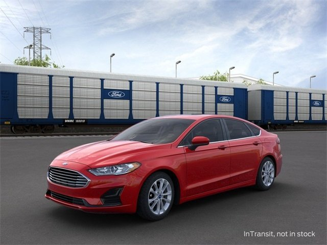 2020 Ford Fusion Hybrid SE Automatic (CVT) 2.0 L 4-Cylinder Engine Sedan 4 Door FWD