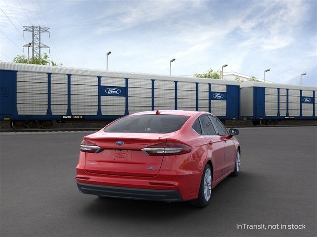 2020 Ford Fusion Hybrid SE 2.0 L 4-Cylinder Engine FWD Sedan