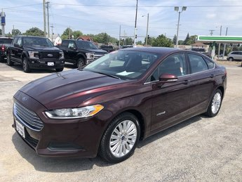 2013 Ford Fusion SE Hybrid 4 Door 2.0L Atkinson Hybrid I4 Engine FWD Automatic
