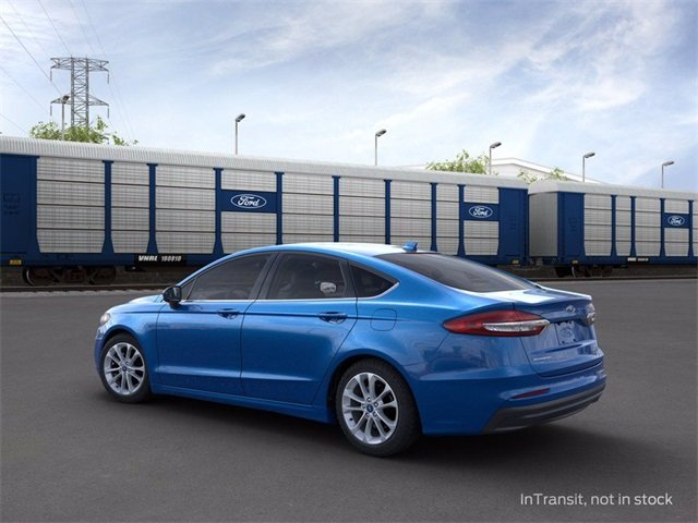 2020 Ford Fusion Hybrid SE 4 Door Automatic (CVT) FWD