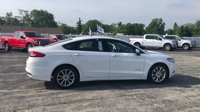 2017 Ford Fusion Hybrid SE 2.0L 4-Cyl Engine Automatic Sedan