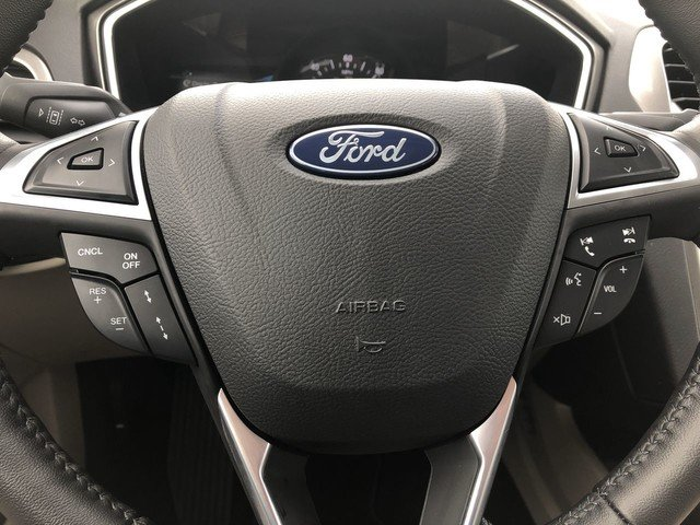 2019 Ford Fusion Hybrid SEL 4 Door FWD Sedan Automatic
